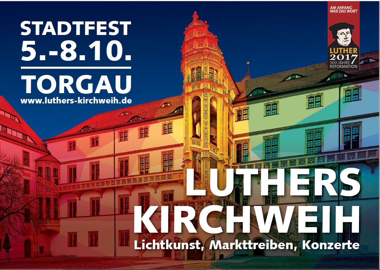 Luthers Kirchweih - PNG Kirchweih