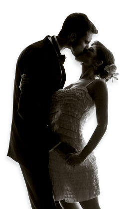 PNG Kissing Couple - 44556
