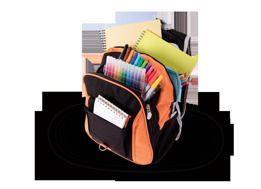 school_bag_kit - PNG Kit