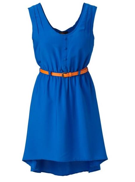Blau, blau, blau sind alle meiner Kleider u2026 - PNG Kleid