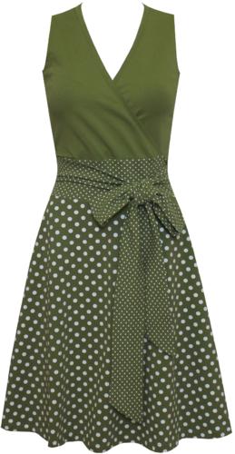 dots allover Kleid Sophie - PNG Kleid