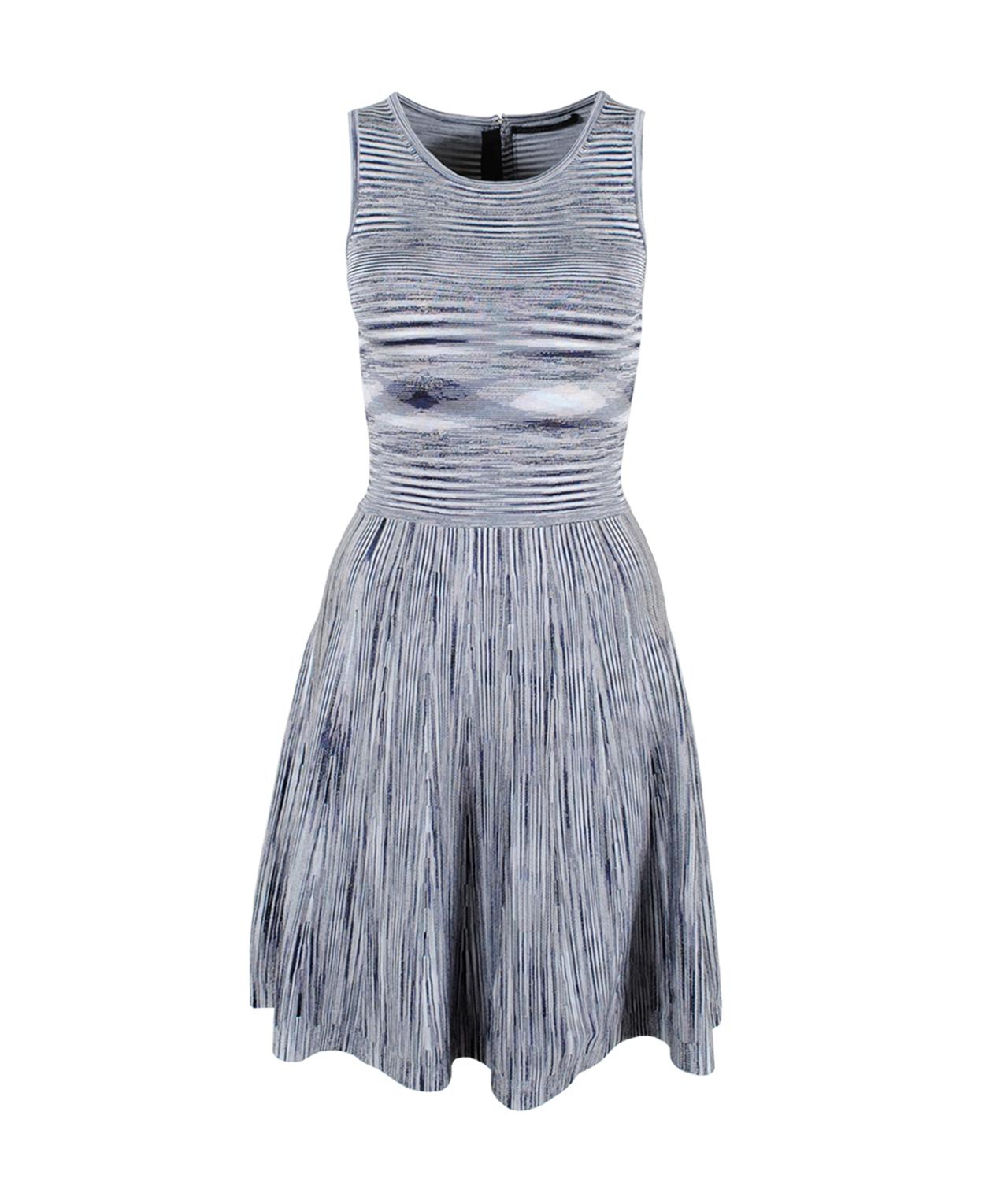 Kleid Strickoptik A-Form - PNG Kleid