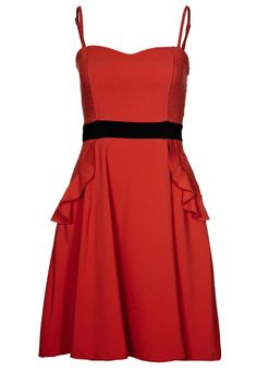 rot - PNG Kleid
