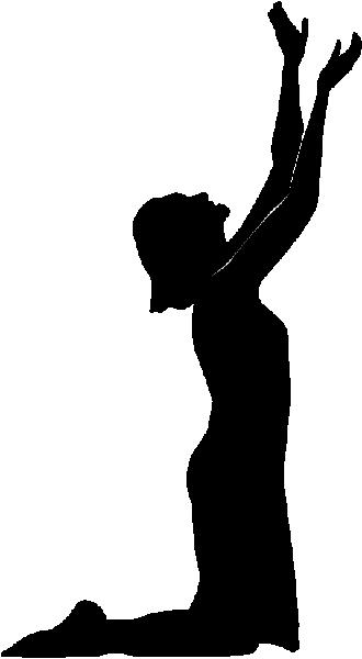 Kneeling - PNG Kneeling