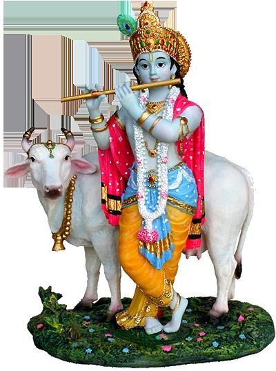 PNG Krishna - 44535