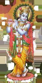PNG Krishna - 44534