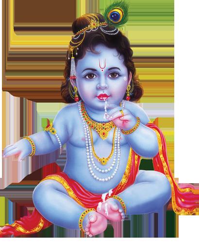 PNG Krishna - 44528