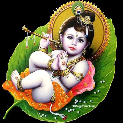 PNG Krishna - 44536