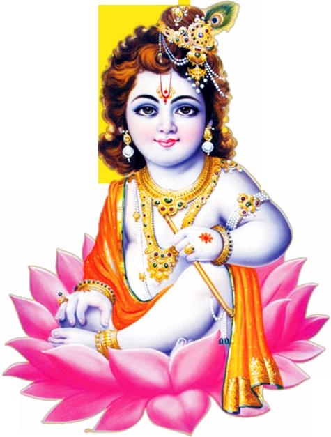 PNG Krishna