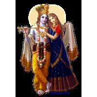 PNG Krishna - 44537