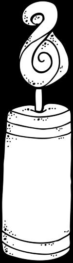 PNG Kuchen Schwarz Weiss - 88127