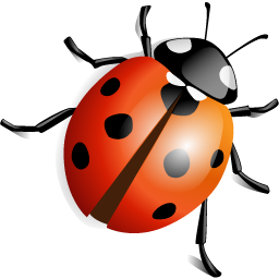 Download PNG | 256px PlusPng.com  - PNG Ladybird