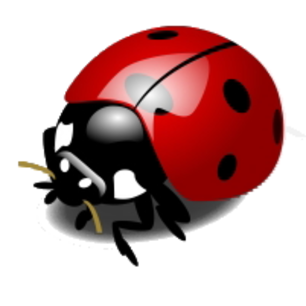 PNG: small · medium · large - PNG Ladybird