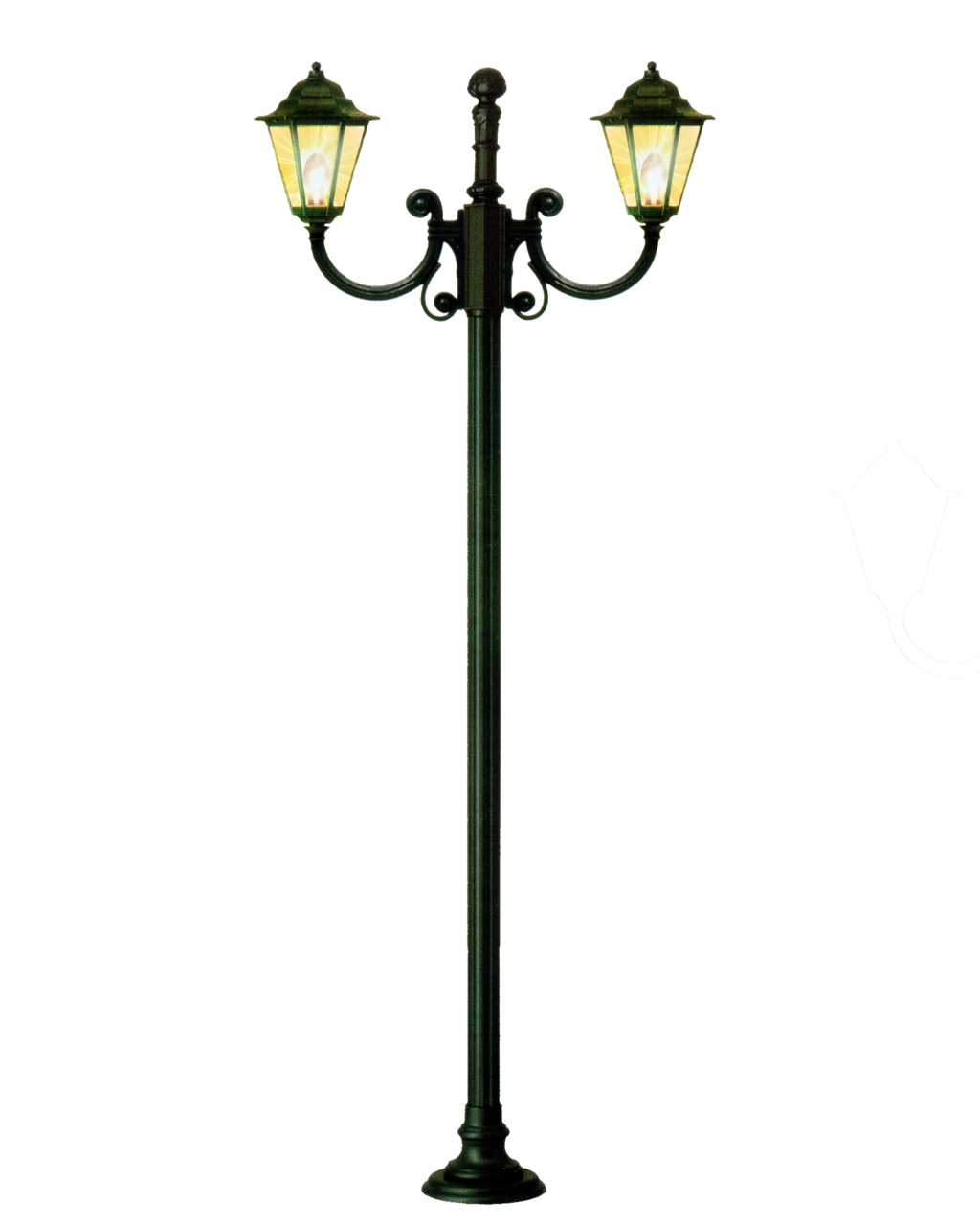 PNG Lamp Post-PlusPNG.com-100
