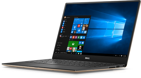 Dell XPS 13 - PNG Lap