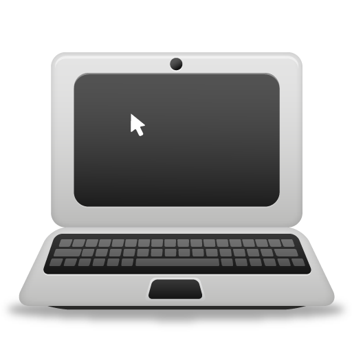 Laptop Icon 512x512 png - PNG Lap