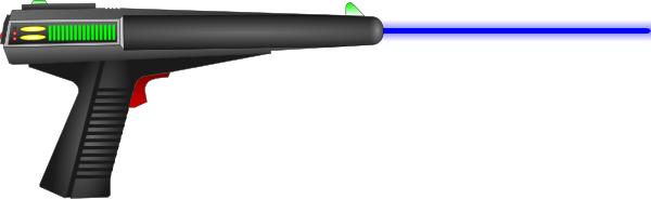PNG Laser Gun - 46774