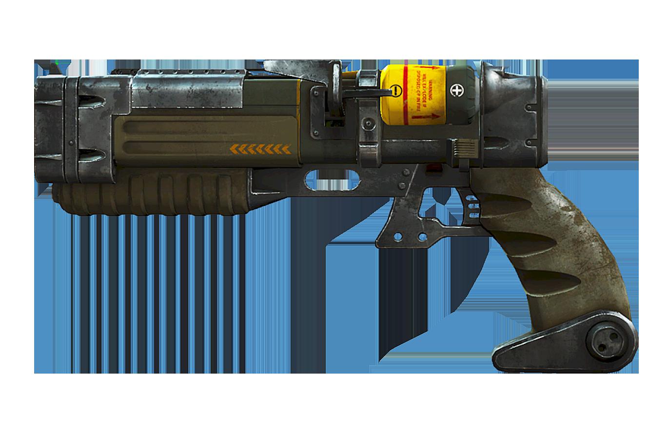 PNG Laser Gun
