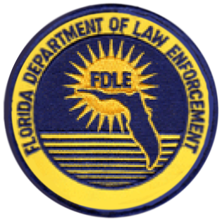File:FL - Department of Law Enforcement Patch.png - PNG Law Enforcement
