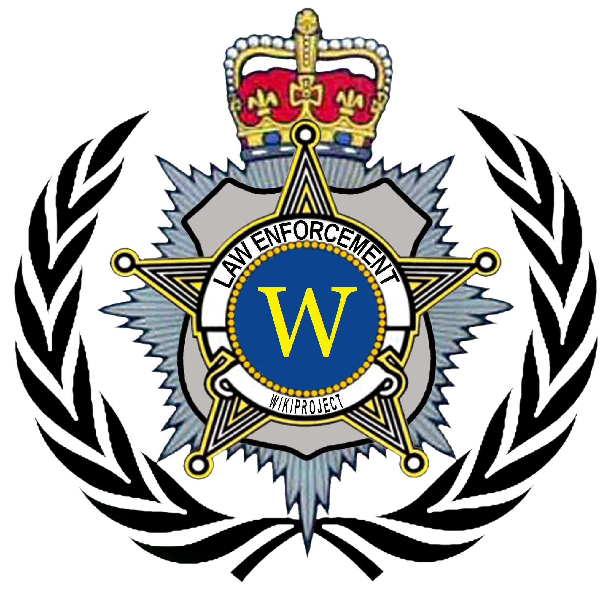 File:Law Enforcement WikiProject.png - PNG Law Enforcement
