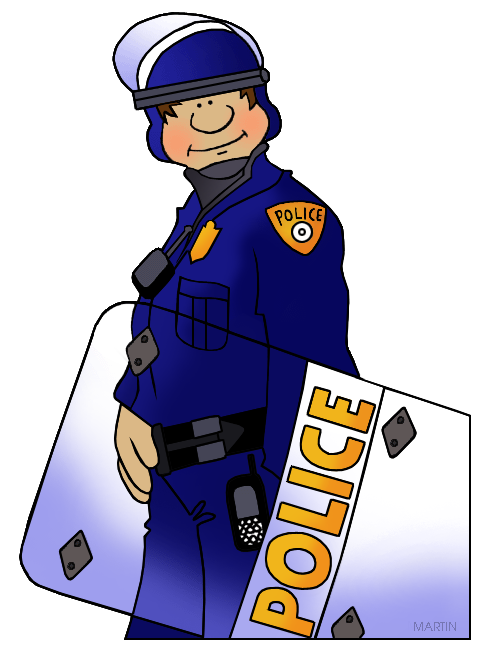 Police clip art law enforcement free clipart images clipartcow - PNG Law Enforcement