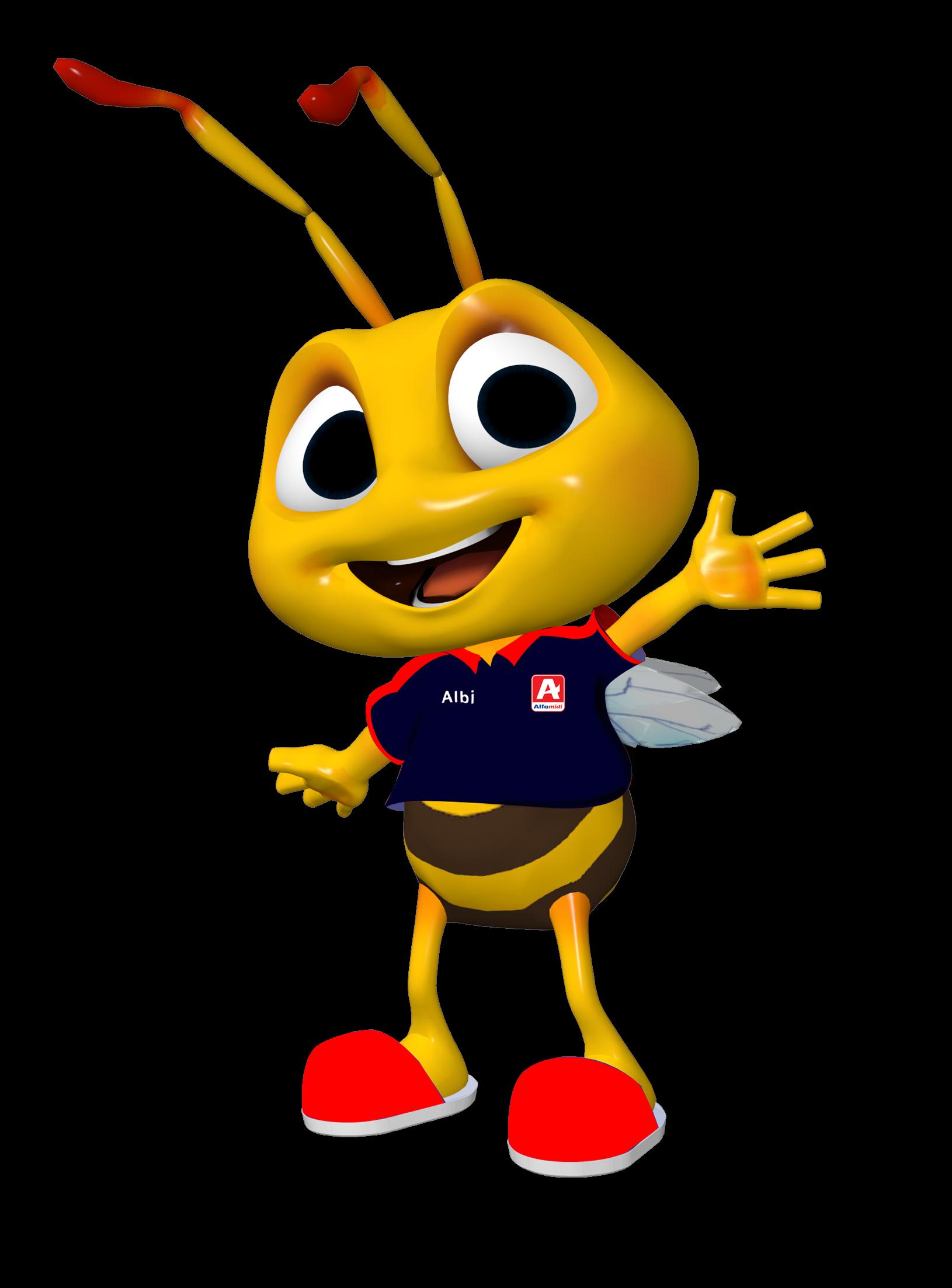 aibi.png PlusPng.com  - PNG Lebah