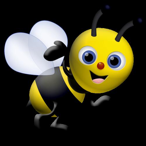 Hidup seperti lebah membawa manfaat - PNG Lebah