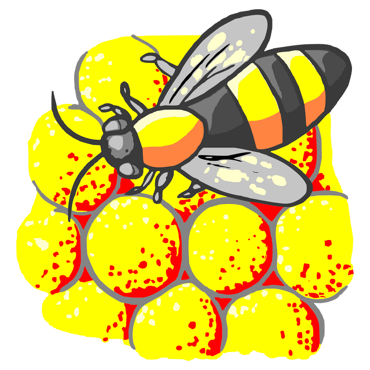 SERBUK SARI LEBAH - 蜂花粉 - Fēng huāfěn - Bee Pollen - PNG Lebah