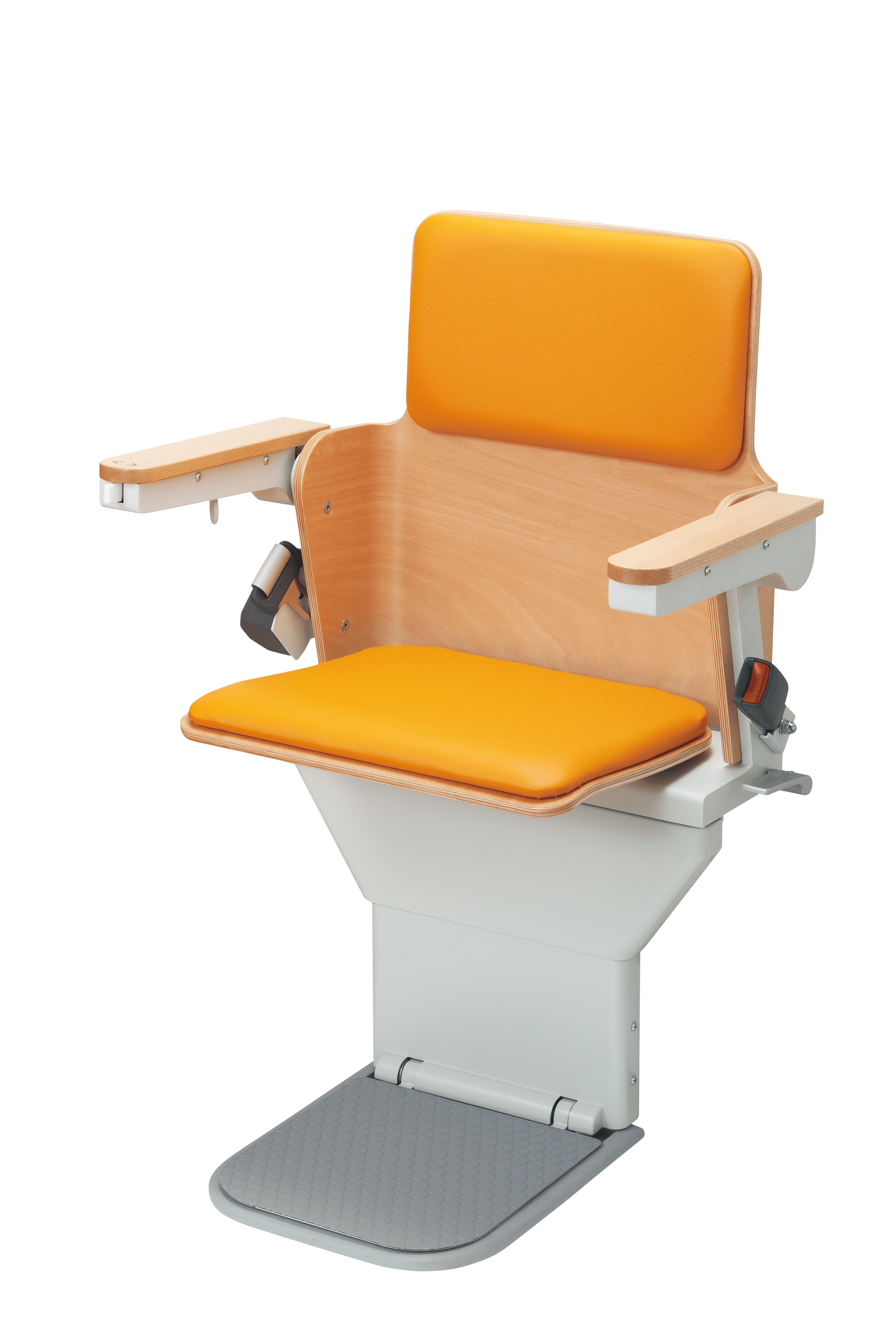 File:Stair lift orange.png - PNG Lift