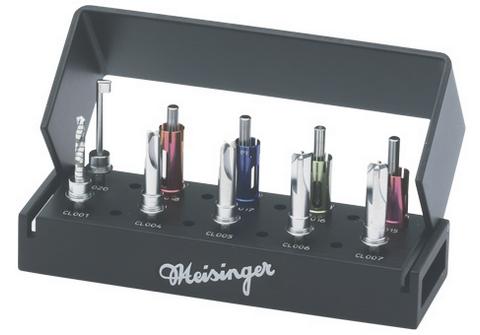 Meisinger Basic Crestal Sinus Lift Kit - PNG Lift