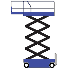Scissor Lifts - PNG Lift