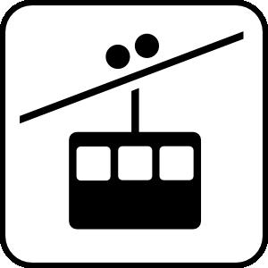 Ski Lift Clip Art - PNG Lift
