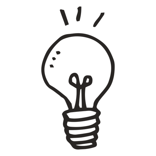 Idea light bulb school png - PNG Light Bulb