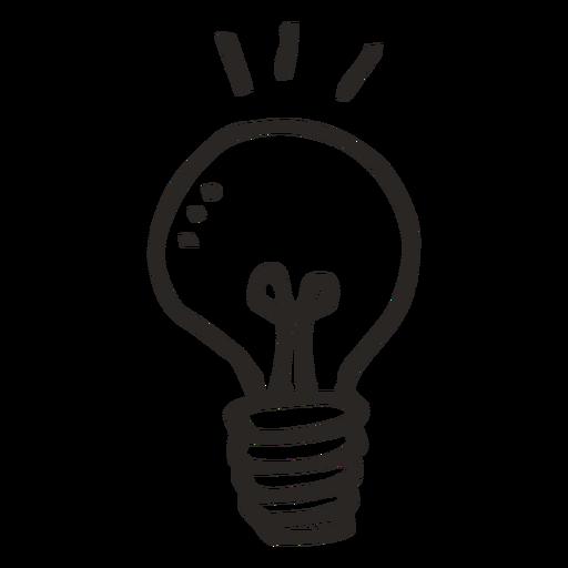Idea light bulb school png - PNG Light Bulb