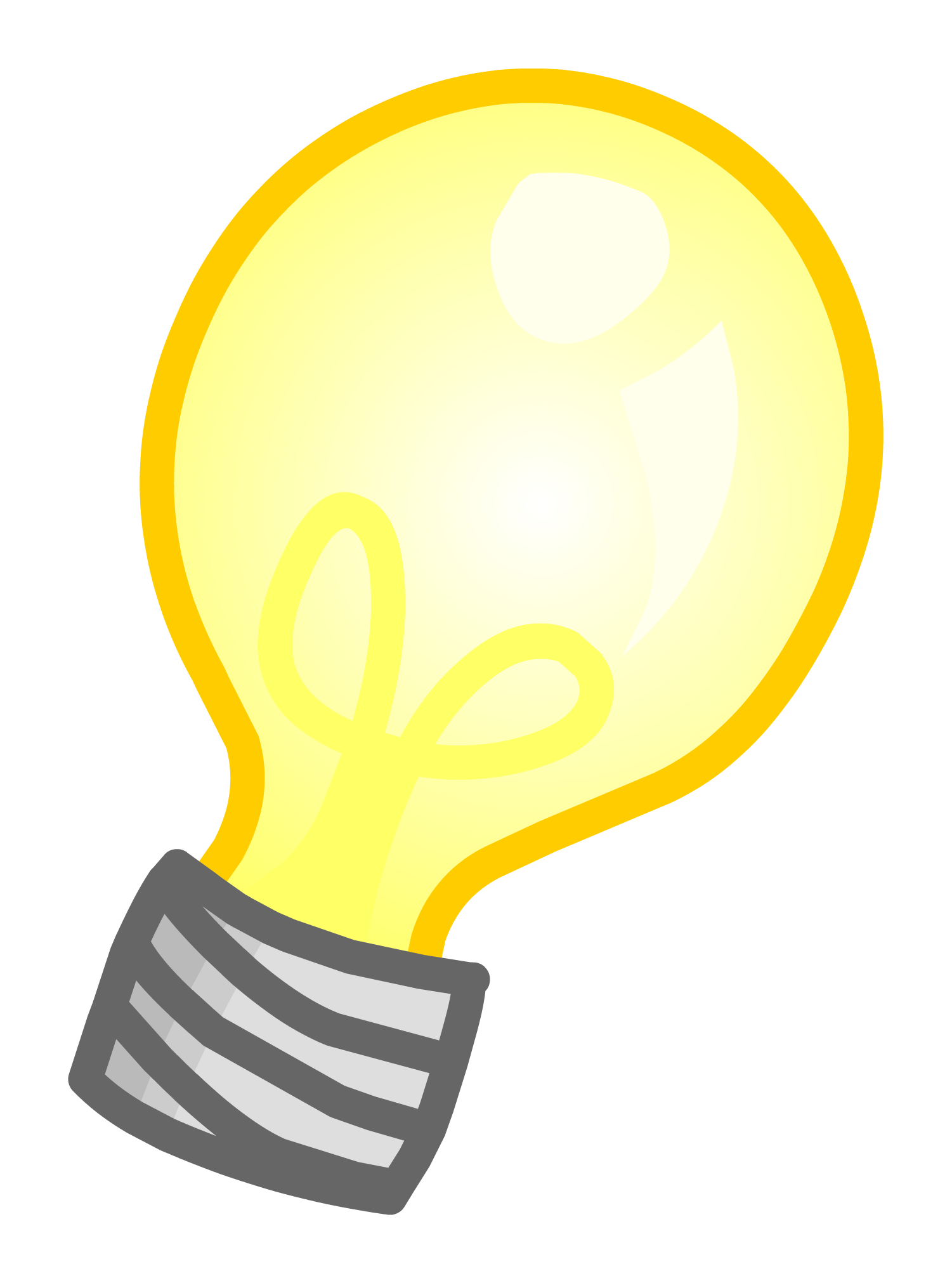 Image - Light Bulb Pin.PNG | Club Penguin Wiki | FANDOM powered by Wikia - PNG Light Bulb