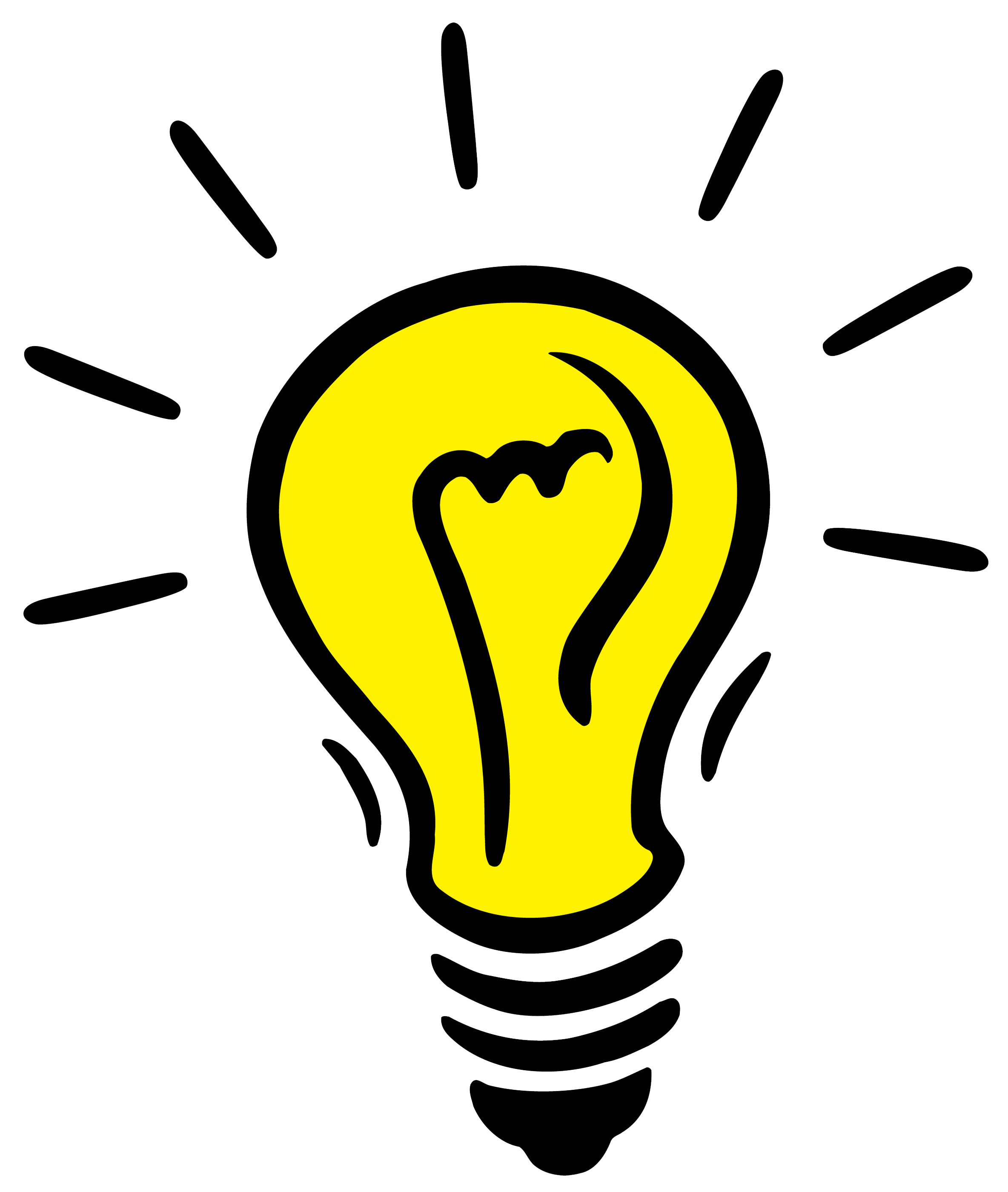 Light Bulb PNG Free Download - PNG Light Bulb