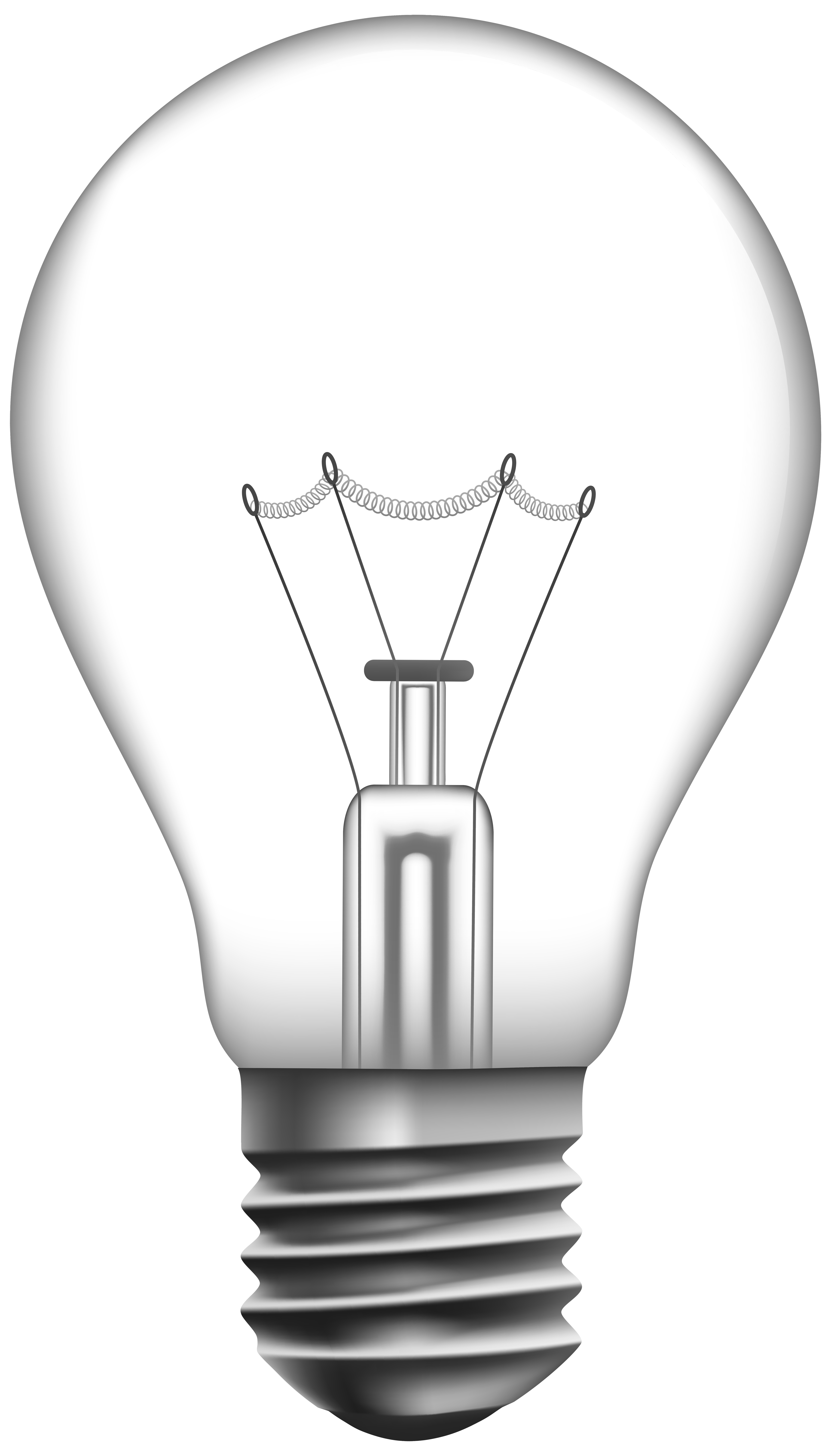 pin Light clipart simple #14 - PNG Light Bulb