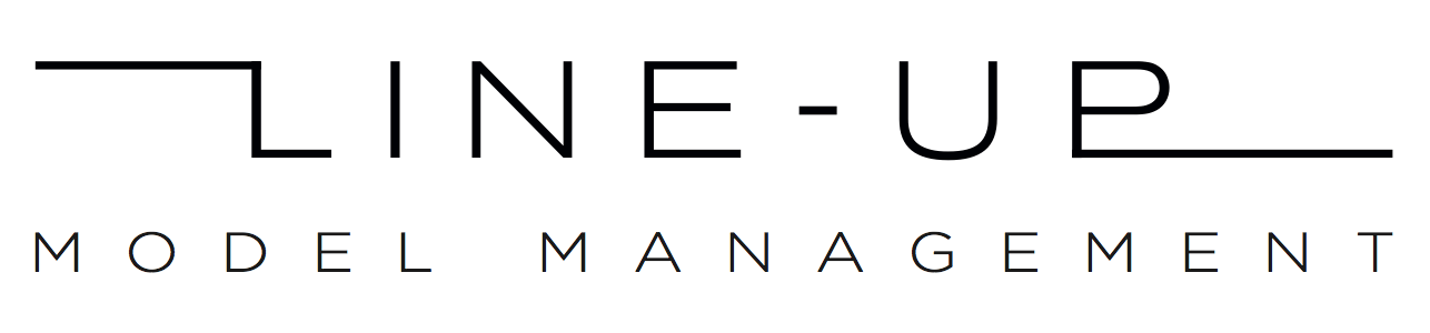 Line-up model management logo - PNG Line Up