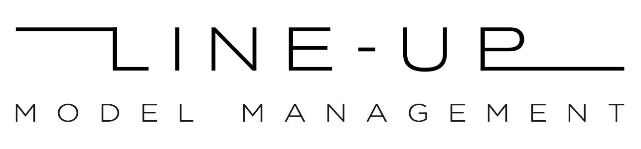 Line-up model management logo - PNG Line Up