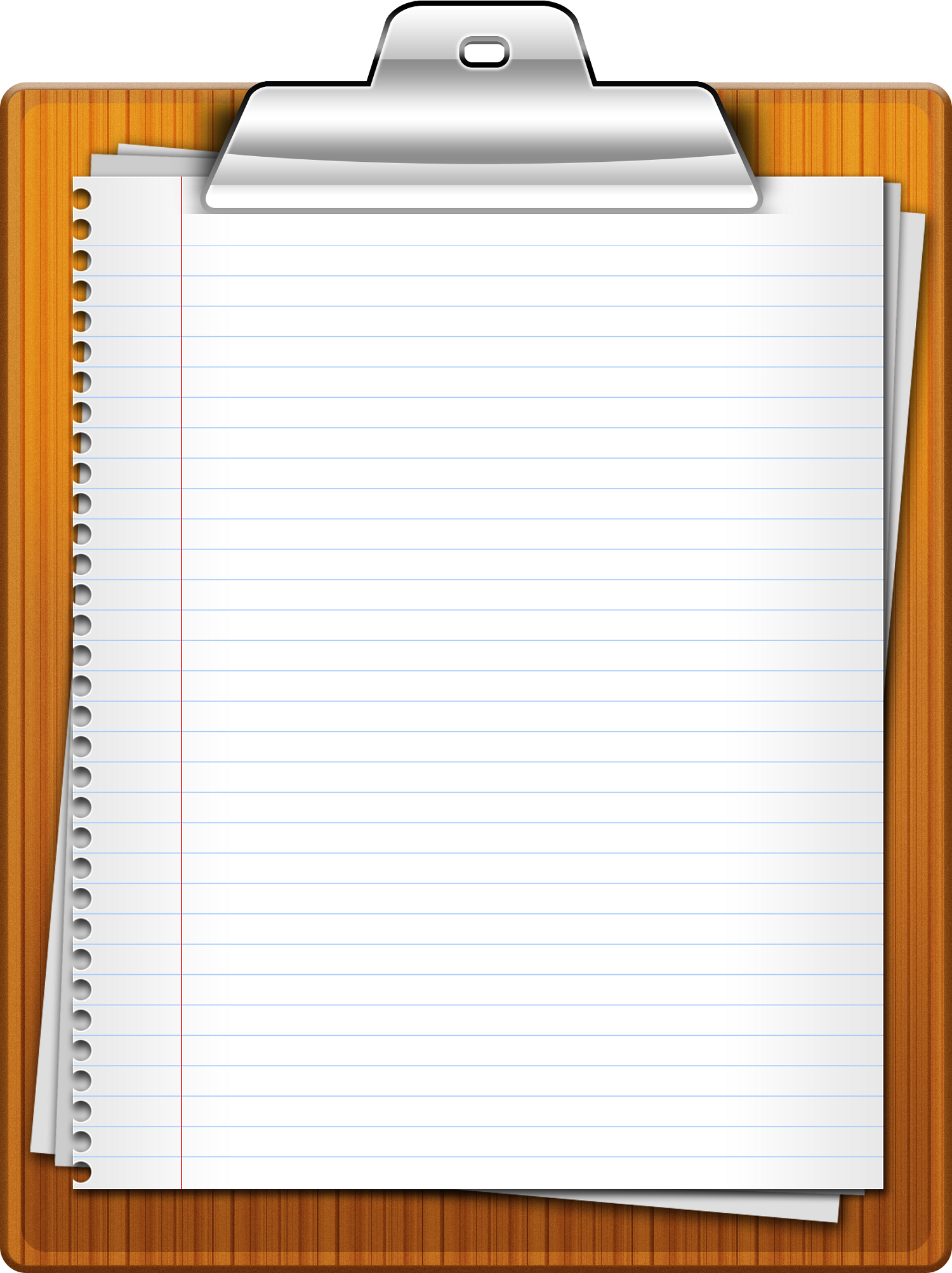 PNG Lined Paper - 88787