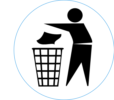 keep tidy outside - /signs_symbol/ecology/recycle/litter/keep_tidy_outside. png.html - PNG Litter