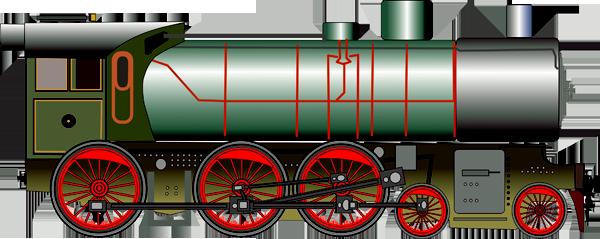 Lokomotive - PNG Lokomotive
