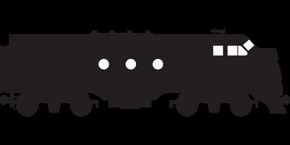 Lokomotive, Zug, Eisenbahn - PNG Lokomotive