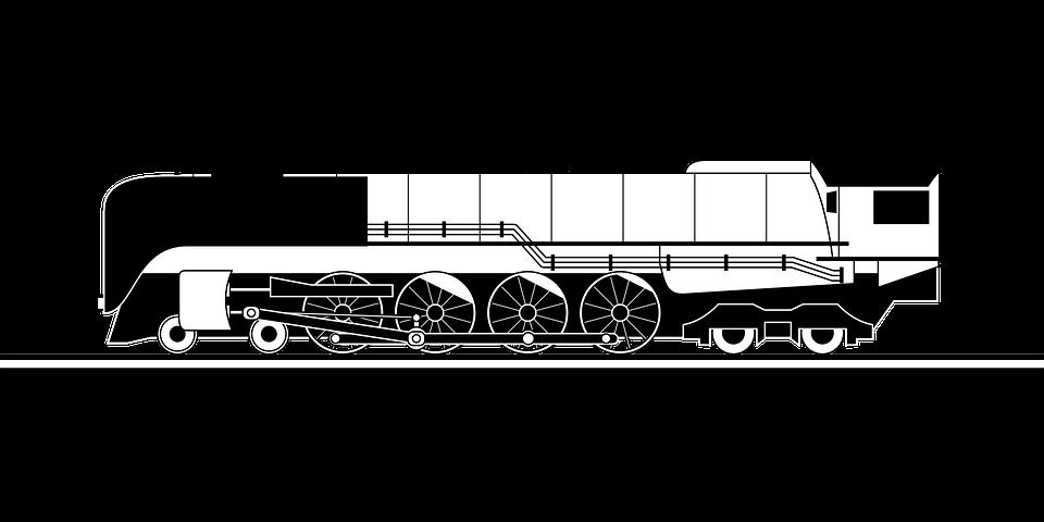 zug lokomotive eisenbahn - PNG Lokomotive