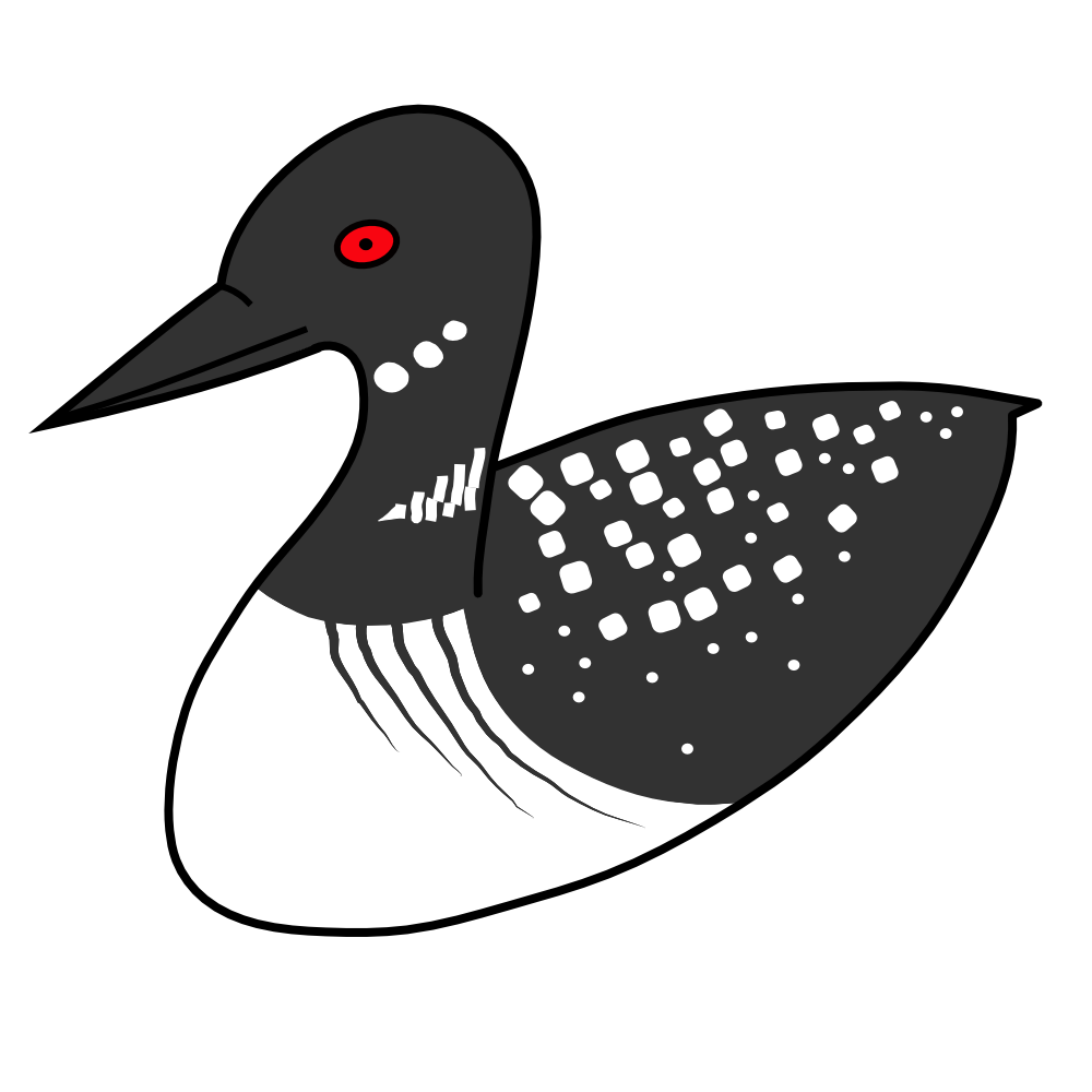 loon. 1000 200 - PNG Loon