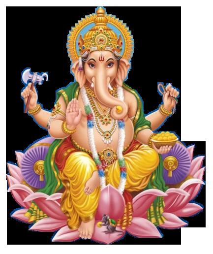 PNG Lord Ganesh - 40155