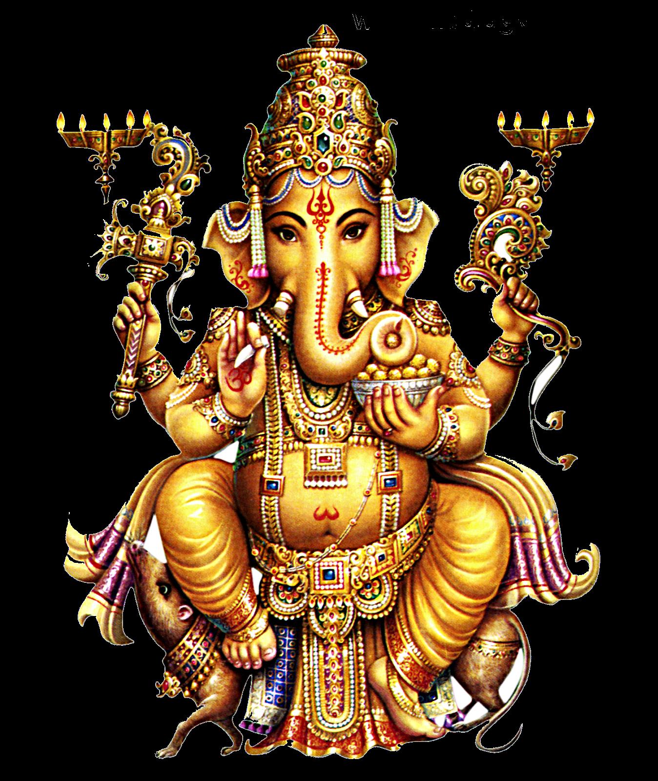 PNG Lord Ganesh - 40159