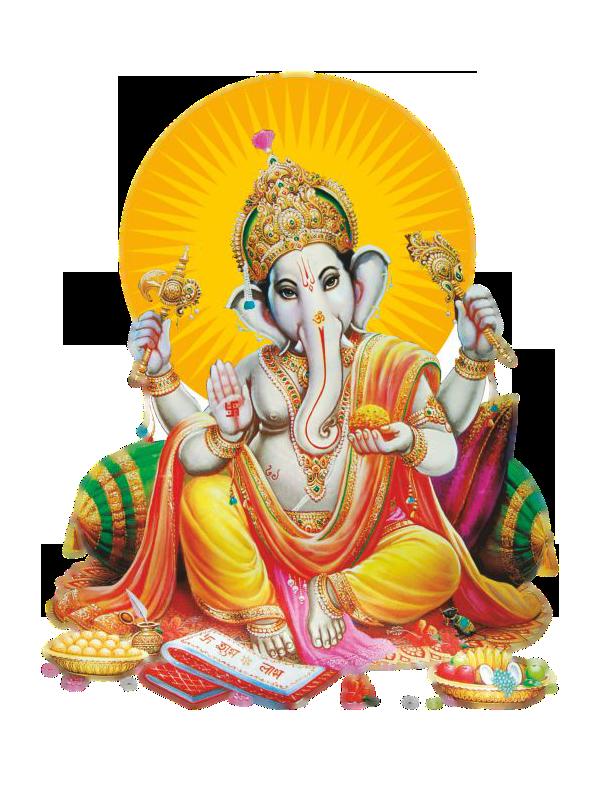 PNG Lord Ganesh - 40157