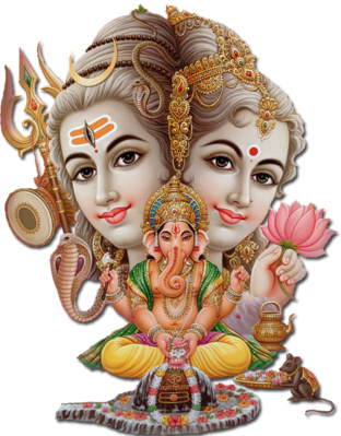 PNG Lord Ganesh - 40168