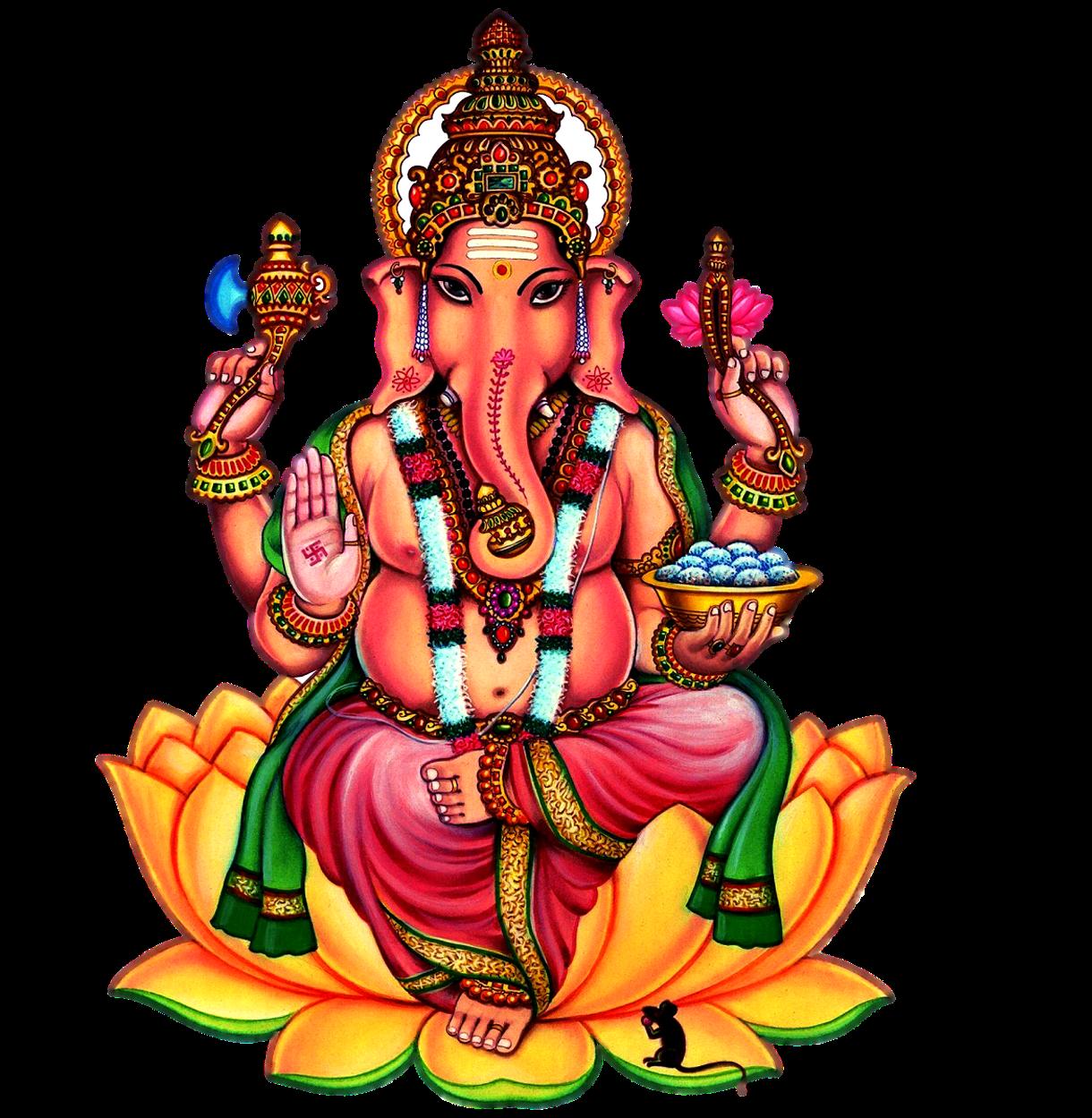PNG Lord Ganesh - 40156
